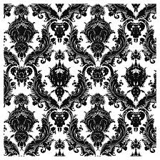 tempaper damsel self adhesive removable wallpaper black and