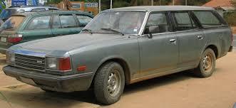 mazda wagon file mazda 929 2 0 dx wagon 1981 10935765875 jpg wikimedia commons