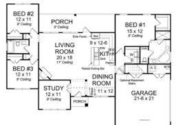 open concept ranch floor plans 22 open concept ranch house plans 21 simple ranch floor plans