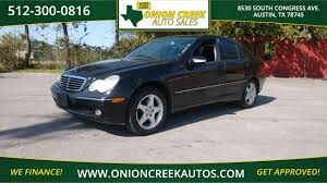 mercedes 2002 c class 2002 mercedes c class for sale in tx from creek