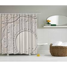 mirror shower curtain shadez