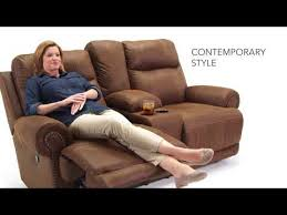 Ashley Reclining Loveseat With Console Austere Reclining Loveseat With Console Ashley Furniture Homestore