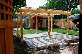 Backyard Arbors Top 15 Pergola Ideas For Small Backyards