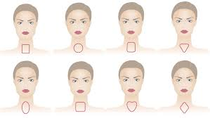 find the perfect hair part for your face shape