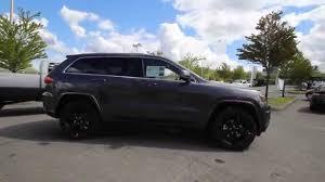 jeep cherokee grey 2014 jeep grand cherokee altitude gray ec479401 everett