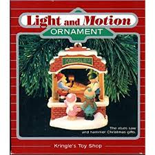 hallmark keepsake light and motion country express