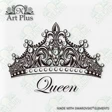 best 25 queen crown tattoo ideas on pinterest crown tattoos