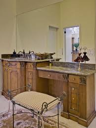 vanity with knee space home design ideas pictures remodel and