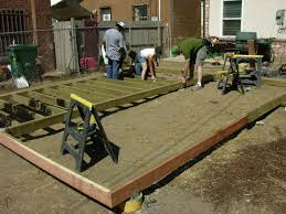 how to build a deck how tos diy