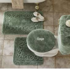 5 piece bathroom rug set cievi u2013 home