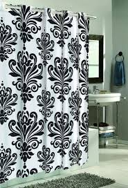 Fabric Shower Curtains With Matching Window Curtains Fabric Shower Curtains With Valance U2013 Teawing Co
