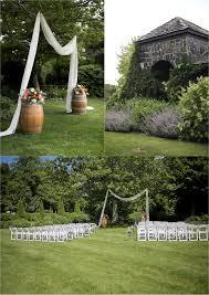 Michaels Wedding Arches Lauren Michael U0027s Chateau Morrisette Wedding U2014 Blacksburg