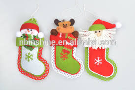 New Year Decoration Product by Lovely Snowman Santa Claus Elk Christmas Doll Decoration Xmas Tree