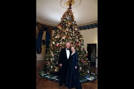 hillary clinton winter wonderland the white house