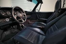 Porsche 911 Interior Color Codes Porsche 911 G Model Carrera 3 2 Cabriolet Turbo Look 152kw Version