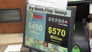 Powerball Map Winning Powerball Numbers Jackpot Climbs Over 400 Million Wnep Com