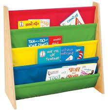 kids bookcase design bedroom furniture ideas blue miniature wood