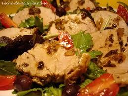 marmiton recette cuisine filet mignon filet mignon mariné aux herbes fraîches à déguster froid péché