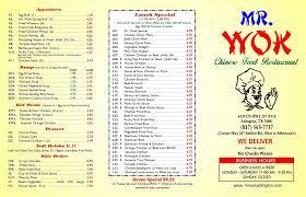 mr wok chinese food restaurant arlington tx