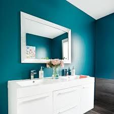 chambre de bain d馗oration couleur eau profonde pour la salle de bain salle de bain