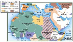 Africa Map 1914 by Middle East History Repeating Http Www Liberallifestyles Com