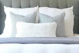 big bed pillows big bed pillows big white bed pillows rewalkz me