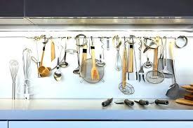 barre pour ustensile de cuisine barre de suspension pour ustensiles de cuisine barre pour ustensile