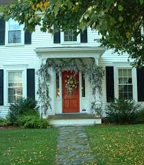 Red Door Home Decor 29 Best Exterior Decorating Images On Pinterest Front Door