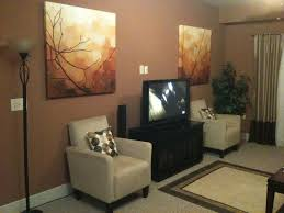 living room paint colors that go with chocolate brown best paint