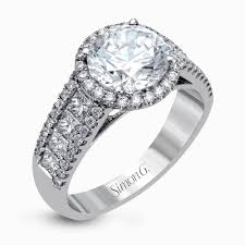 Custom Wedding Rings by Designer Engagement Rings And Custom Bridal Sets Simon G
