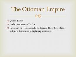 Ottoman Empire Facts Take The Reading The Ottoman Empire And Begin Reading Be