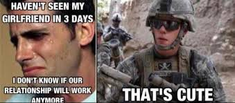 Army Girlfriend Memes - as someone in the military who hasn t seen his girlfriend in 8