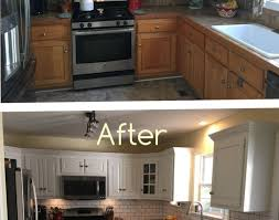 Finished Kitchen Cabinets Kitchen How To Update Old Kitchen Cabinets Beautiful Kitchen