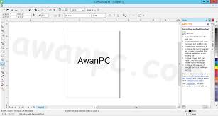 coreldraw graphics suite x4 full version terbaru awanpc