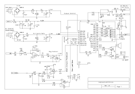 microcontroller based inverter circuit diagram zen wiring