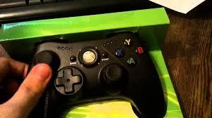 thrustmaster xbox 360 thrustmaster gpx lightback black edition pc xbox 360 gamepad