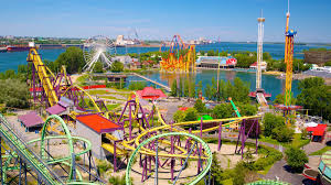 6 Flags Water Park Theme Parks Pictures View Images Of La Ronde Six Flags