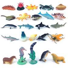 sea animals toys