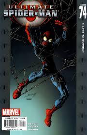 ultimate spider man vol 1 74 marvel database fandom powered