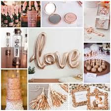 gold wedding decorations gold wedding things favors