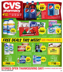 Cvs Hours On Thanksgiving Cvs Coupon Deals Week Of 11 24 The Krazy Coupon Lady