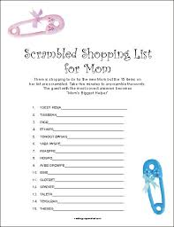 charming free printable baby shower games and activities 53 for