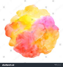 colorful abstract pink red orange yellow stock vector 453837373