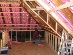 attic space ventilation internachi inspection forum
