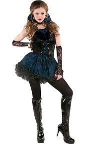 Halloween Costumes Vampire Teen Girls Midnight Vampire Costume Cosplays