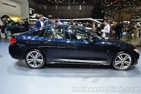 bmw 4 series launch date 2014 bmw 5gt 4 series gran coupe not considered for india