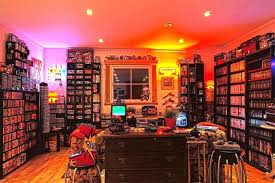 Gaming Room Decor Room Decorating Ideas Glassnyc Co