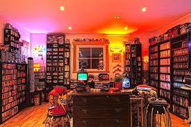 Gaming Room Decor Room Decorating Ideas Glassnyc Co