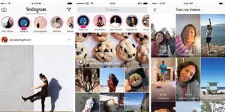cara membuat akun instagram resmi seperti artis siaran langsung instagram live stories sudah bisa dijajal di