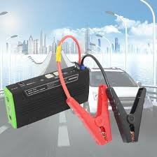 battery powered emergency lights for vehicles auto battery jump starter power bank booster 600a peak with